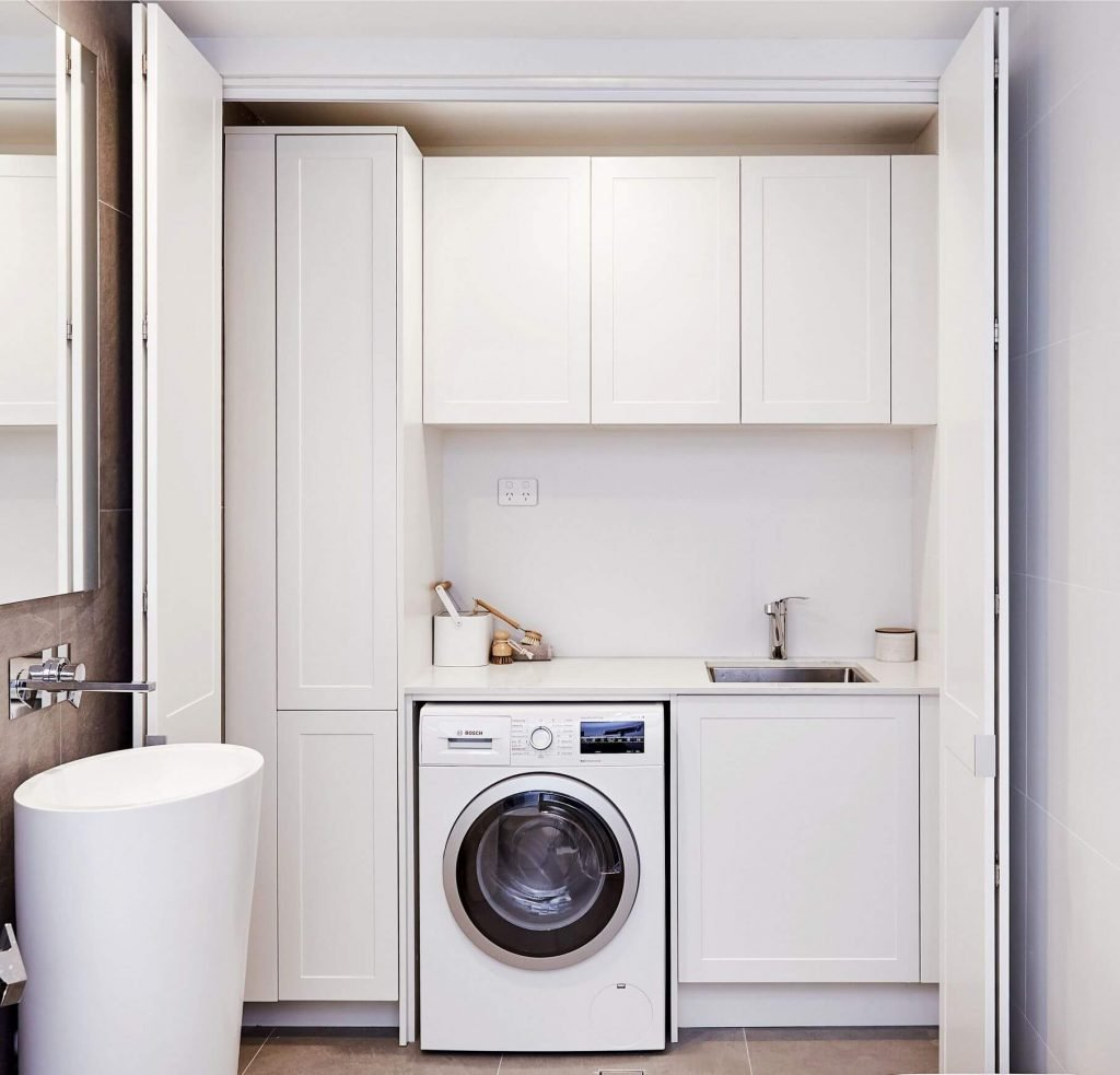 , Laundry, Phoenix Kitchens